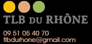 logo TLB du Rhone